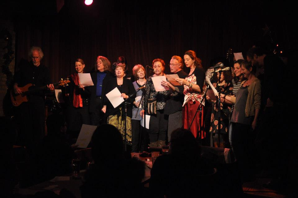 SuperStorm Sandy Benefit Show, Grand Finale